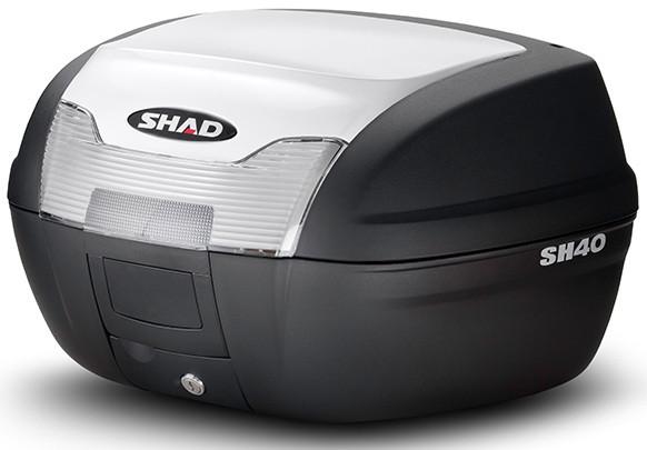 Кофр центральный SHAD SH40 black