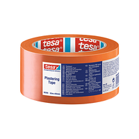 Лента для защиты при штукатурных работах Tesa 33м*50мм