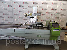 Флоупак горизонтальна пакувальна лінія CB-450S з технологією смарт-серво
