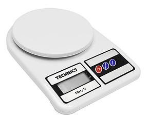 Веса электронные настольные Technics с батарейками 10 кг (70-696)