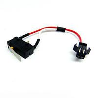 Микровыключатель 2 провода с планкой китайской колонки JSD
