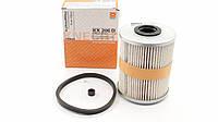 Фильтр топливный на Рено Мастер II 98> 1.9dTI+2.5D+2.8dTI (h=92mm) - KNECHT (Германия) KX206D
