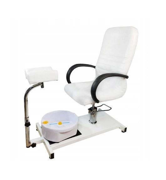 Кресло для педикюра Calissimo + ванночка для массажа Польша