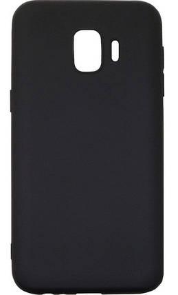 Силікон SA J260 J2 Core black Soft Touch, фото 2