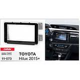 Переходная рамка CARAV Toyota Hilux (11-573), фото 2