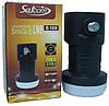 SINGLE Satcom S-108 - конвертер (головка) для спутниковой антенны (AMOS, SIRIUS, ASTRA, HOTBIRD)