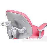 Ортопедичне крісло для дівчинки FunDesk Delizia Pink, фото 5