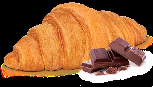 Круасан з шоколадом 50 шт в ящ