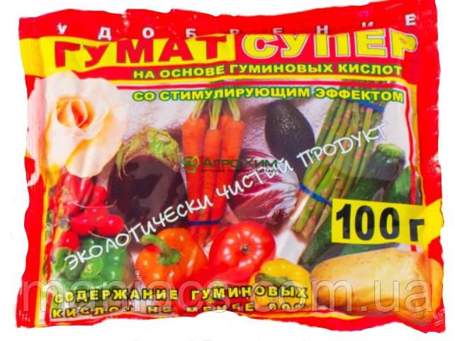 ГУМАТ СУПЕР 100 г