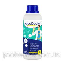 AquaDoctor FL 1л жидкое коагулирующее средство