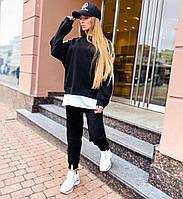 Спортивный костюм, женский спортивный костюм, прогулочный костюм, фото 1