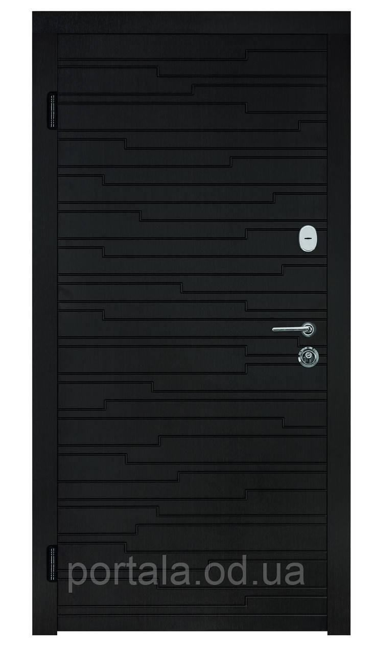 """Вхідні двері """"Портала"""" (серія Концепт) ― модель Естепона"""