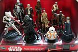 Disney Store Игровой набор с фигурками Звездные войны сила пробуждается star wars the force awakens deluxe, фото 2