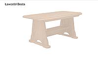 Стол-трансформер журнальный/обеденный деревянный Beata Signal дуб сонома