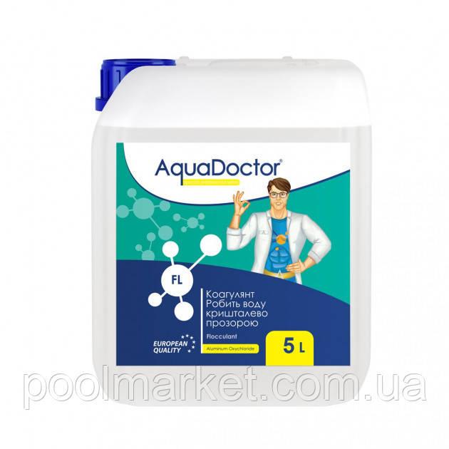 AquaDoctor FL 5л жидкое коагулирующее средство
