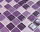 Листовая панель ПВХ на стену Регул, Мозаика (Акцент Сиреневый), фото 3