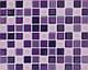 Листовая панель ПВХ на стену Регул, Мозаика (Акцент Сиреневый), фото 4