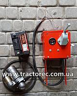 Комплект для переоборудования мотоблока с ручного на Электрозапуск (СТАРТЕР) R180, R190, R195 , фото 1