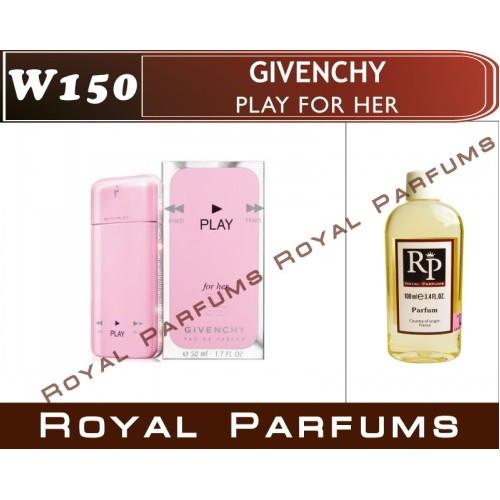 Духи на разлив Royal Parfums W-150 «Play For Her» от Givenchy