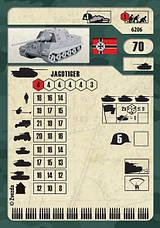 Немецкий тяжелый истребитель танков JAGDTIGER SD.KFZ.186. Сборка без клея в масштабе 1/100. ЗВЕЗДА 6206, фото 2