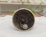 Старий колекційний дзвіночок, посріблений метал, Англія, витаж, фото 6