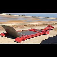 KUNZ аварийная тележку грузоподъемностью 90 тонн