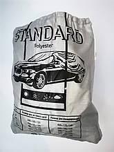 Тент авто седан Polyester М 432*165*120 STANDARD DK