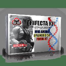 Прогормон LG Sciences Trifecta Andro Kit 3 х 90 tab