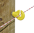 Кольцевой Изолятор для электропастуха (жолтый)., фото 2