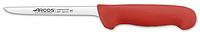 """294122 Нож обвалочный """"2900"""" 160 мм красный"""