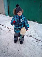 Куртка парку зимова для хлопчика