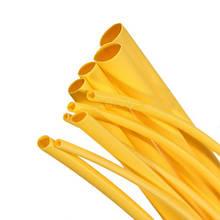 Термоусадочна трубка ТТН2х1 1/0.5 жовта 1 метр TechnoSystems TNSy5501735