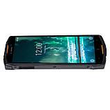 Смартфон воднонепроницаемый, ударопрочный, влагостойкий со сканером отпечатка пальца Doogee S55 black  4/64GB, фото 4