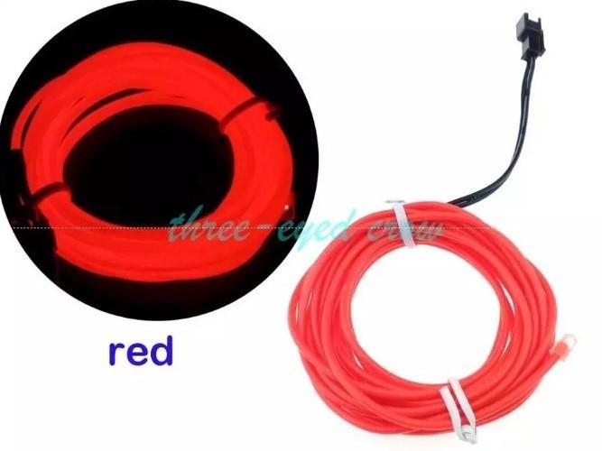 Неон Красный 5мм