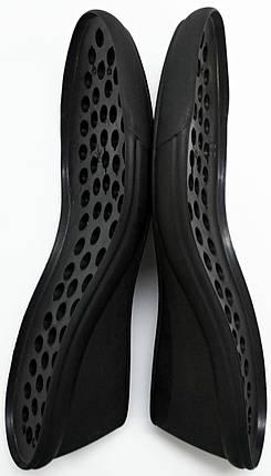 Подошва для обуви женская 3144 черная р.36-41, фото 2