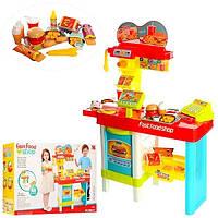 Детский игровой магазин Fast food 889-72, 48 аксессуаров (2 цвета), фото 1
