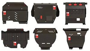 Защита двигателя для Chevrolet Camaro 2009- V-3,6 АКПП закр. двиг+радиатор