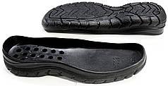 Подошва для обуви мужская 5035 черная р.39-45