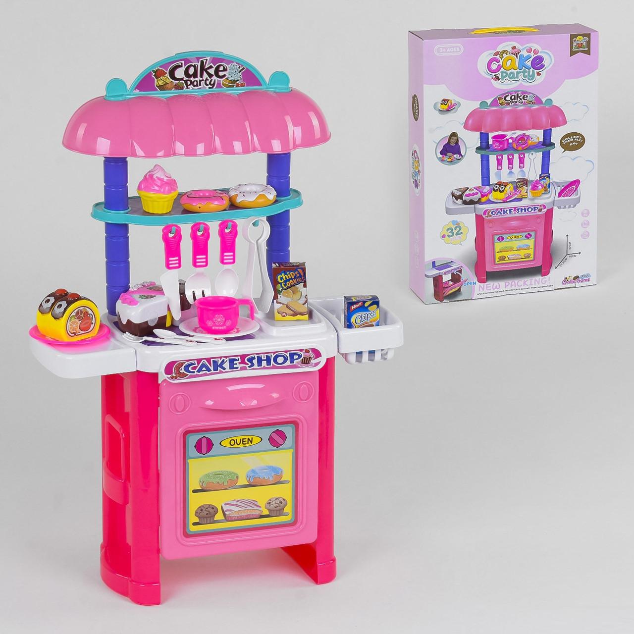 """Ігровий набір 36778-110 """"Магазин солодощів"""""""