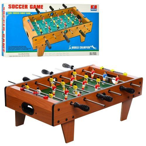 Футбол 2035 на штангах, деревянный