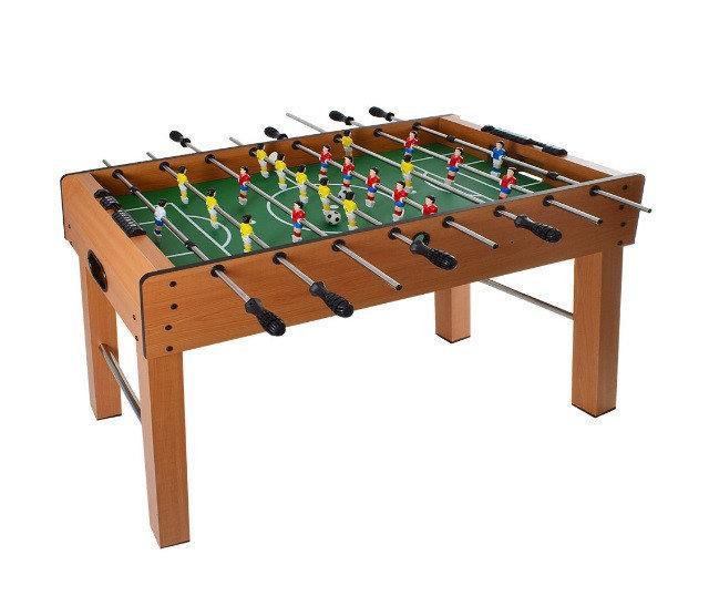 Настольный футбол 1019A деревянный
