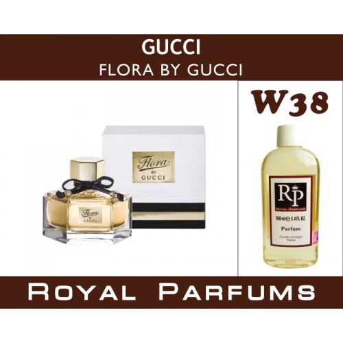 Духи на разлив Royal Parfums W-38 «Flora by Gucci» от Gucci