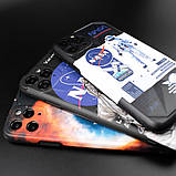 Защитный чехол  for iPhone IMD Print Case Nasa Series, фото 3