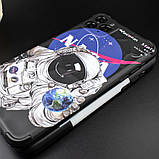 Защитный чехол  for iPhone IMD Print Case Nasa Series, фото 2