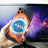 Защитный чехол  for iPhone IMD Print Case Nasa Series, фото 4