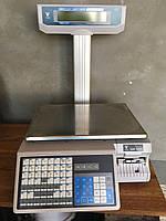 Весы с печатью этикетки DIGI SM-500P б/у с гарантией