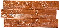 Форма из АБС пластика для фасадной плитки № 18 Размеры: 900х445х20 мм, (3,32 шт/м2)