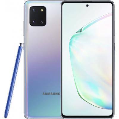 Мобильный телефон Samsung SM-N770F/128 (Galaxy Note 10 Lite 6/128GB) Silver (SM-N770FZSDSEK), фото 2