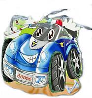 Подарочные пакеты детские Машинки 3 вида 30х26х10 см