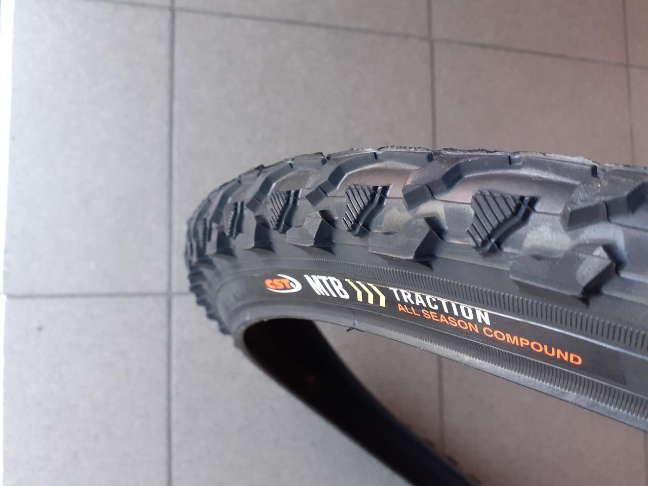 Покрышка велосипедная 26*1.95 C1285TM CST
